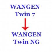 Wangen Twin 7 будет заменен на новый насос WANGEN Twin NG